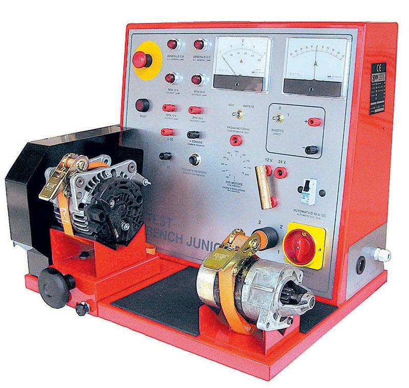 Стенд своими руками для проверки генераторов